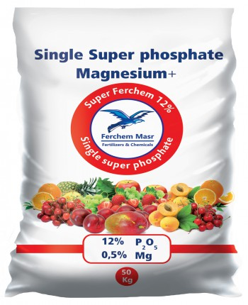 Single Super phosphate +Magnesium